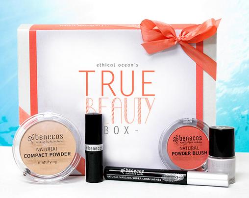 True Beauty Box Veganista