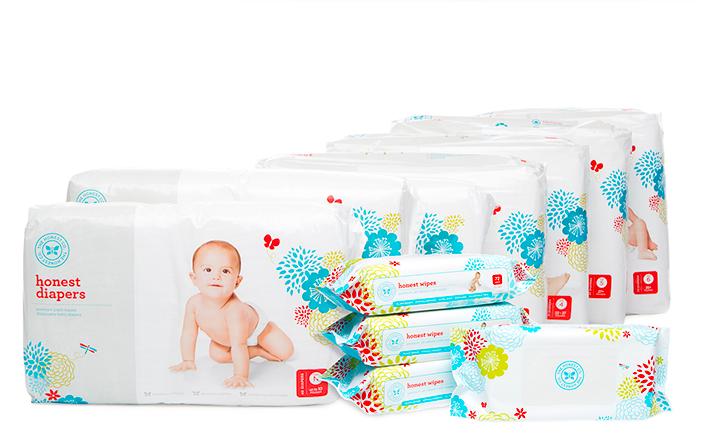Honest Diapers Bundle