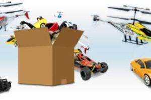 HobbyTron RC Subscription Box