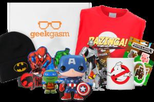 Geekgasm