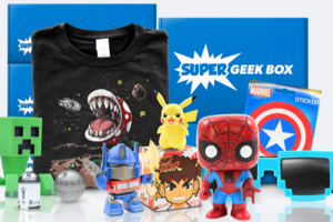 Super Geek Box
