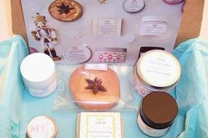 Amor Naturals Soap Box