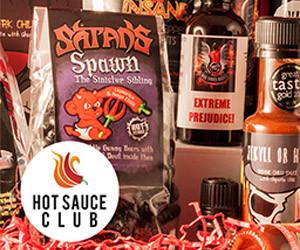 Hot Sauce Club