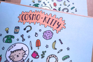 Cosmo Kitty Crate