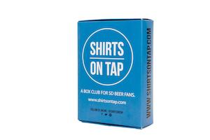Shirts on Tap