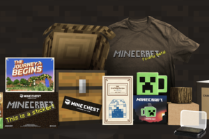 Minecraft T-shirt Club