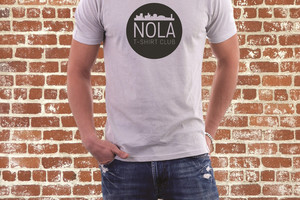 New Orleans T Shirt of the Month Club