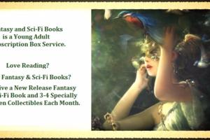 Fantasy and Sci-Fi Books