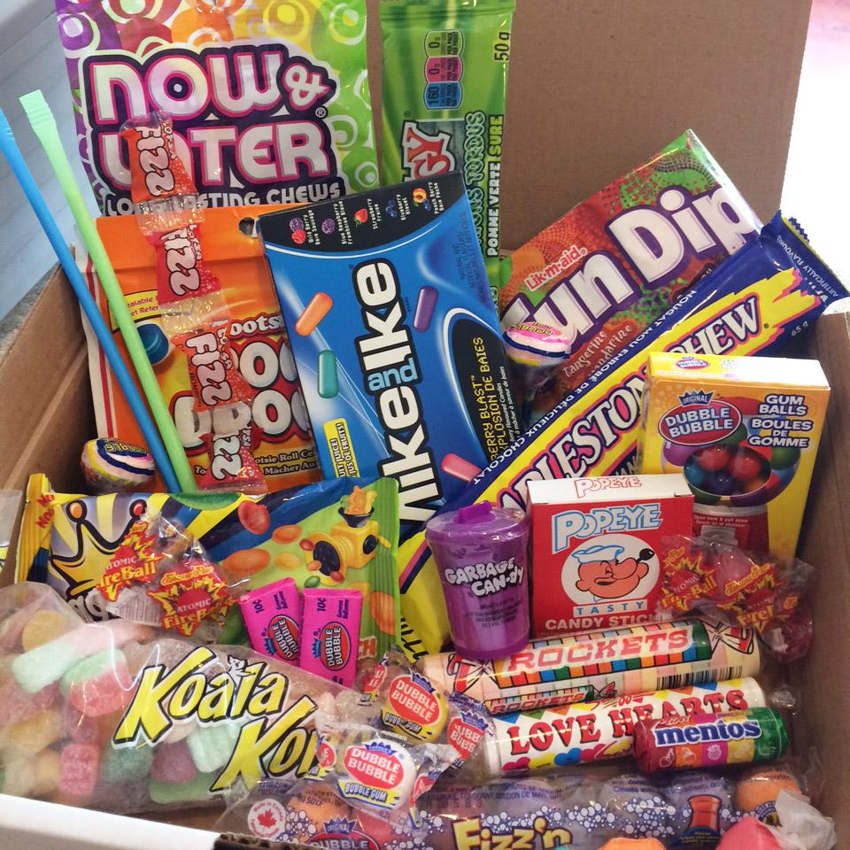 Moose Trax Candy Box