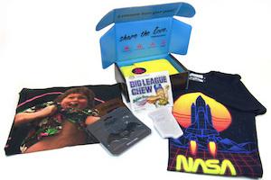 Retro Pop Box