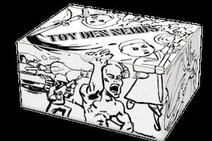 Toy Den Nerds Mystery Box