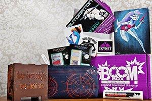 BOOM!Box by Espionage Cosmetics