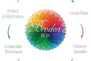 Broderi Box