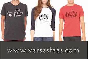 Bible Verses T-Shirt Club