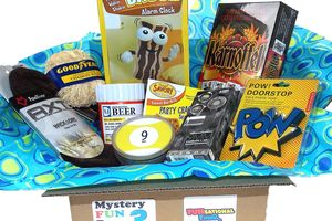 Men's Mystery FUN Box