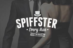 Spiffster Delivered Neckties Club