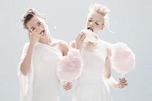 Püff Organic Cotton Candy