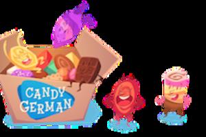 Candy German
