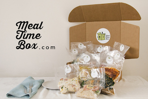Meal Time Box