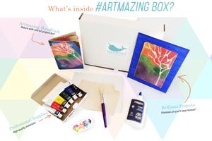 Artmazing Box