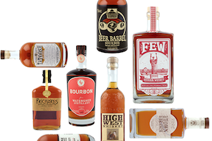 Mouth: Bourbon Every Month