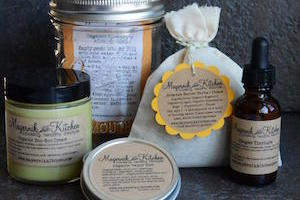 Mayernik Kitchen Out of the Woods Apothecary Box