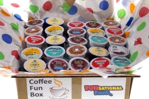 Coffee Mega Fun Box