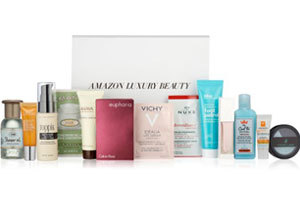 Amazon Luxury Beauty Sample Box