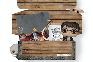 GeekGear Harry Potter