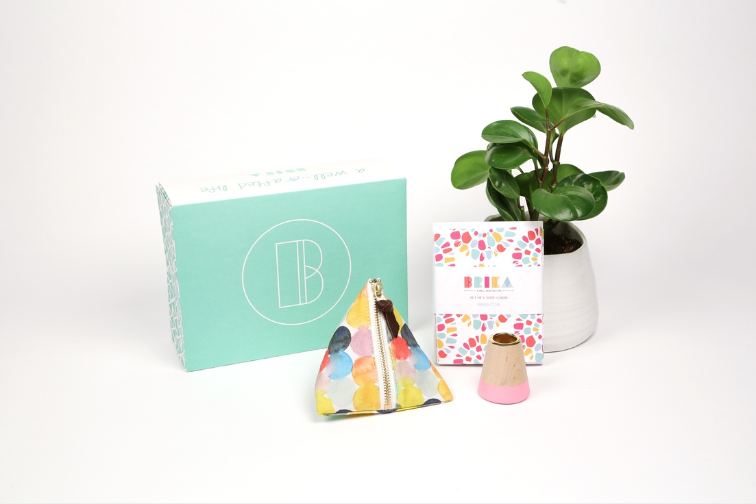 BRIKA Subscription Gift Box