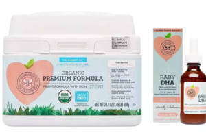 Honest Organic Formula Bundle