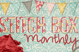 Stitch Box Monthly