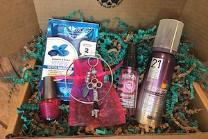 Dolce Vita Beauty Box
