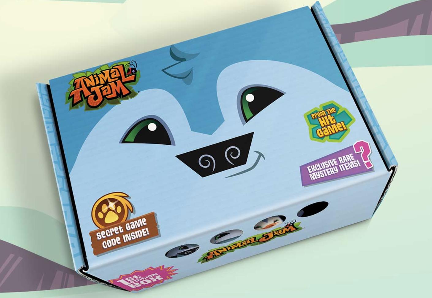 Animal Jam Box