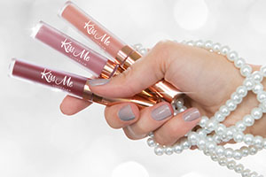 LiveGlam KissMe Liquid Lipsticks Monthly Club