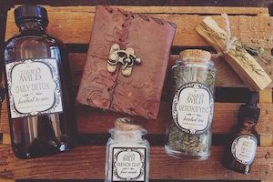 Wild Medicine Box by Tamed Wild Apothecary
