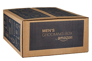 Amazon Prime Men's Grooming Sample Box