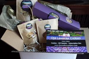 Ojai Lavender Cookies