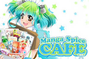 Manga Spice Cafe