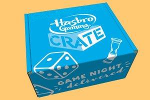 Hasbro Gaming Crate