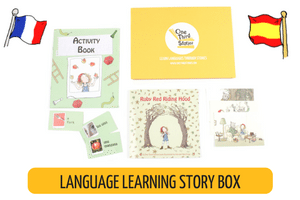 One Third Stories Language Learning Story Box
