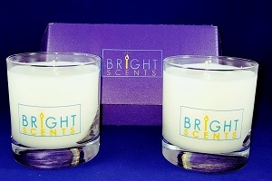 Bright Scents Candle Box
