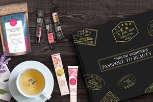 Passport to Beauty Box