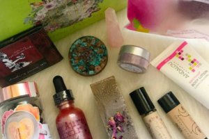 Nymph Botanical Beauty Box