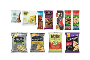 Amazon Snack Sample Box