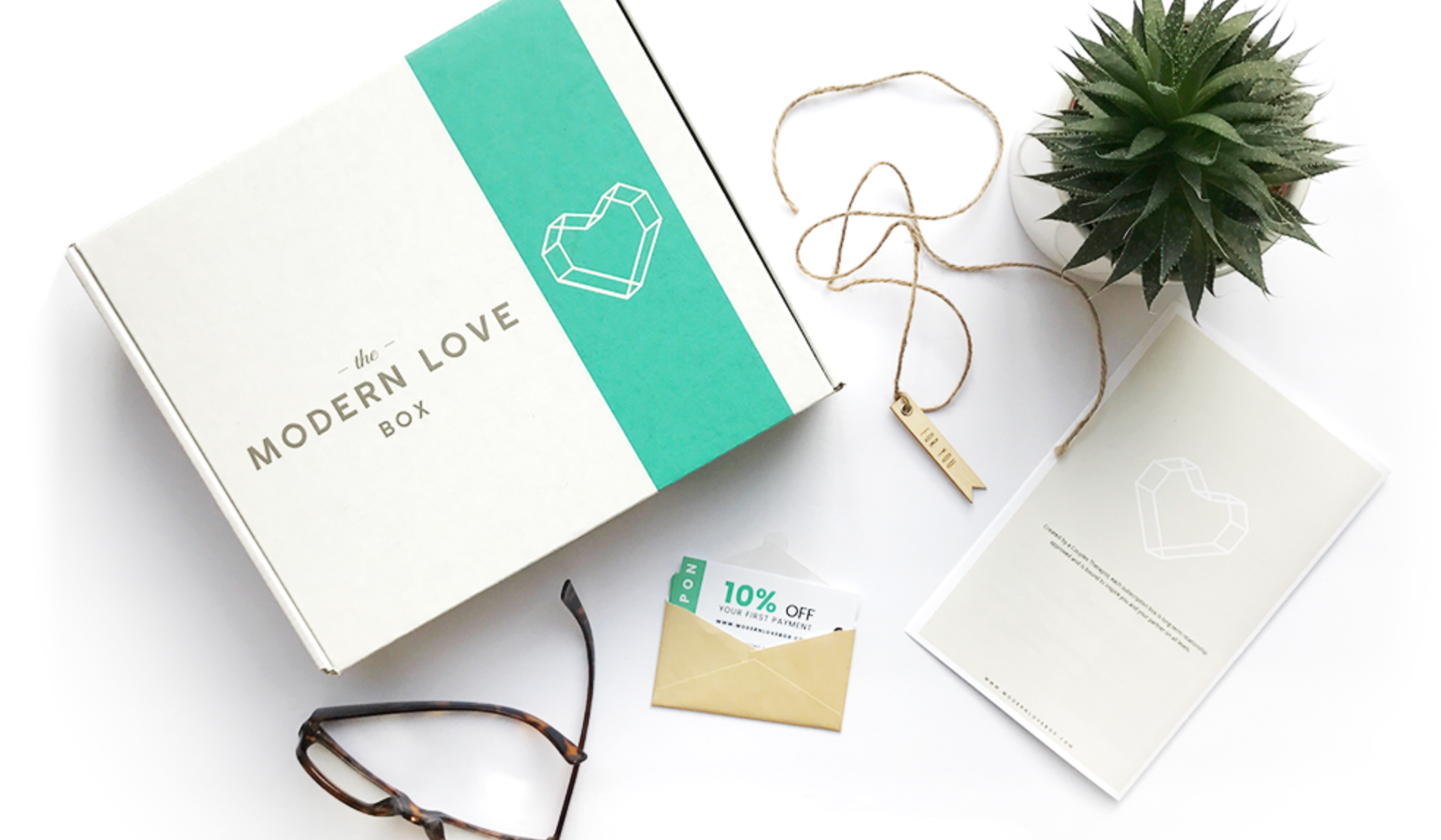 The Modern Love Box