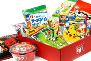 My Japan Snack Box