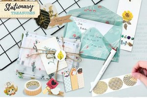 CraftyKizzy Snail Mail Monthly Greeting Cards
