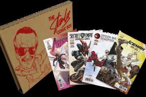 The Stan Lee Comic Box
