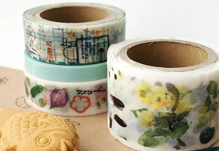Sticky Kit Japan Washi Tape